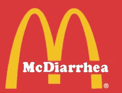 McDiarrhea