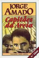 Capitães da Areia, de Jorge Amado