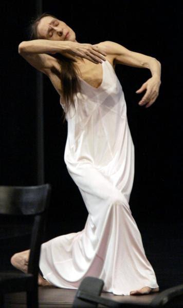 Nostalgia Da Dança Pina Bausch