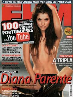 Diana Parente - FHM