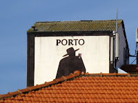 Port house in Porto Portugal