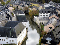 River in Luxembourg