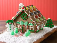 William Sonoma Gingerbread House Kits