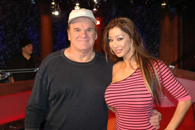 pete rose to howard stern   u0026quot joe dimaggio was a penis with