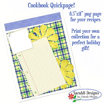 Scrap-A-Sketch Brag Book Templates