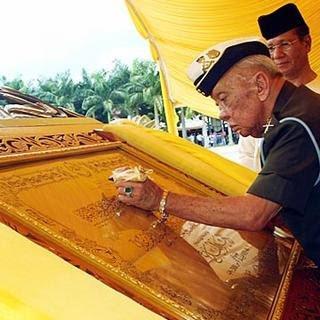 Sultan Nazrin mahu Dun Perak jadi contoh