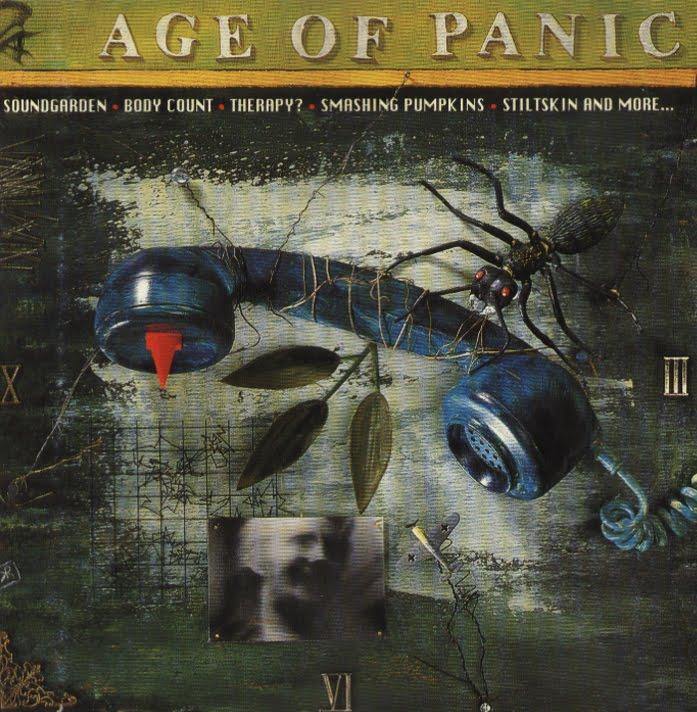 אומרים שפעם היה פה שמח Age Of Panic