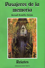 Pasajeros de la memoria, primer libro de cuentos, Gente Nueva Editores, 2001. Incluye nueve cuentos
