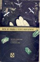 """Nota de prensa y otros minicuentos Premio Internacional de Minicuento """"El Dinosaurio"""", Cuba, 2006"""