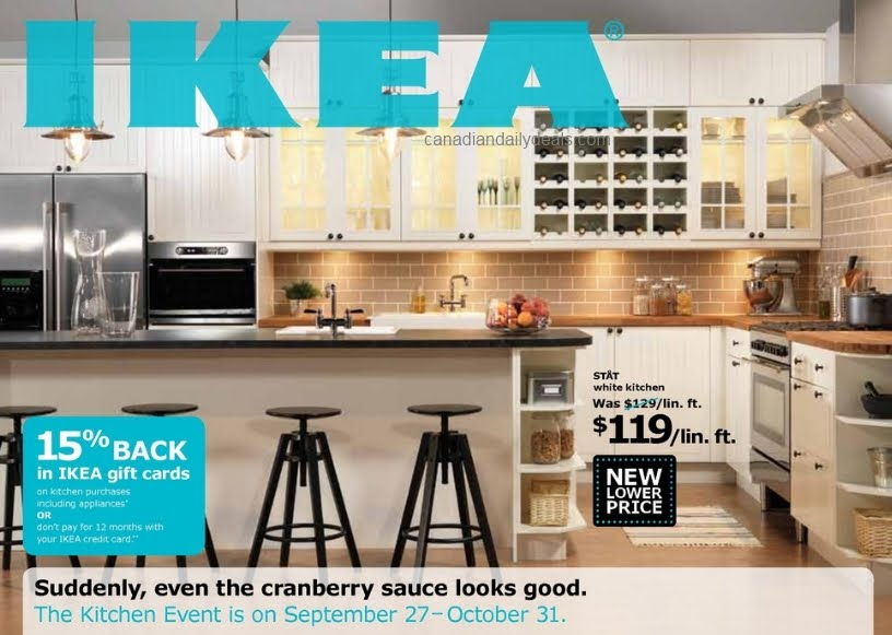 Ikea Kitchen 15 Back