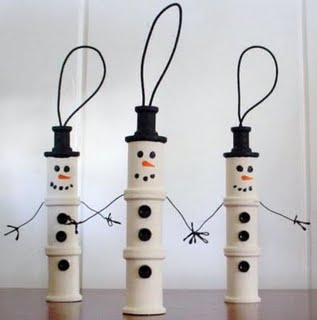 Fun DIY Kids Christmas Ornaments to Create Together