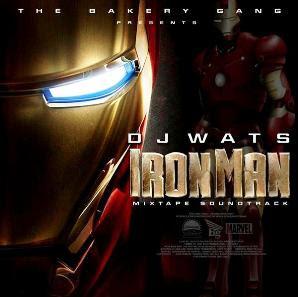 DJ Wats - Iron Man (Mixtape Soundtrack)