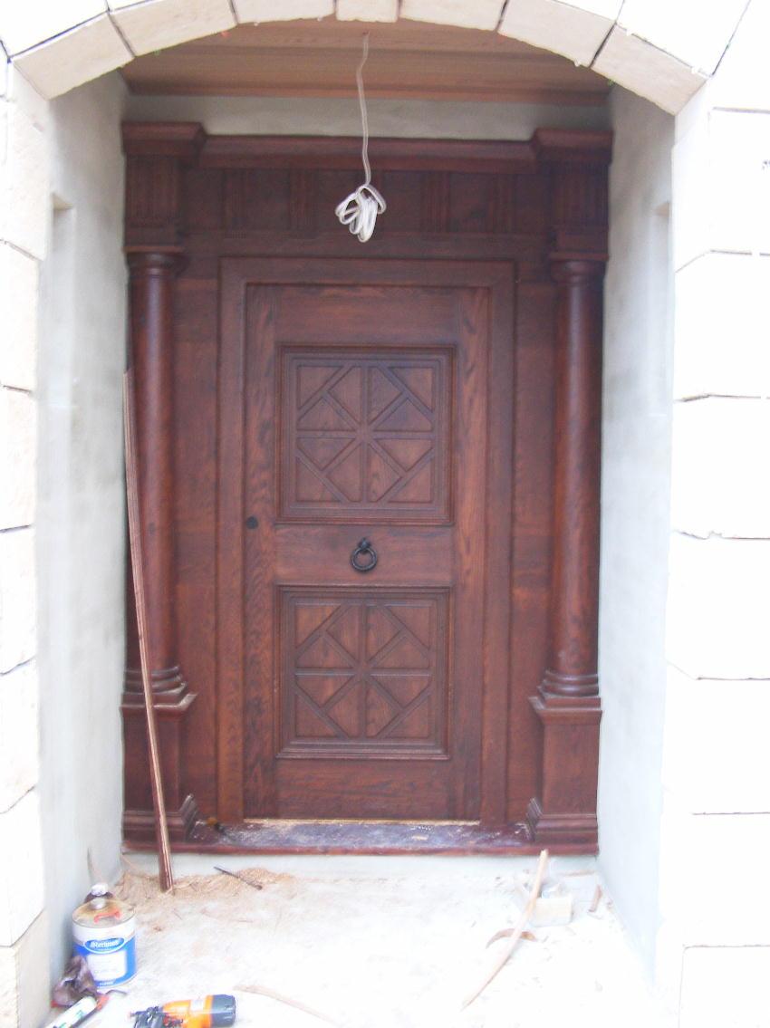 Jepara Furniture Single Door Teak