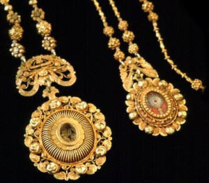 Filipino Cultured Filipino Jewelry From The Colonial Period