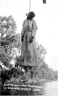 lynch lynching female woman