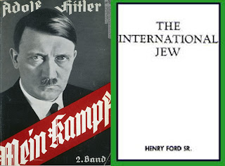 Hitler+Mein+Kampf+Henry+Ford+International+Jew