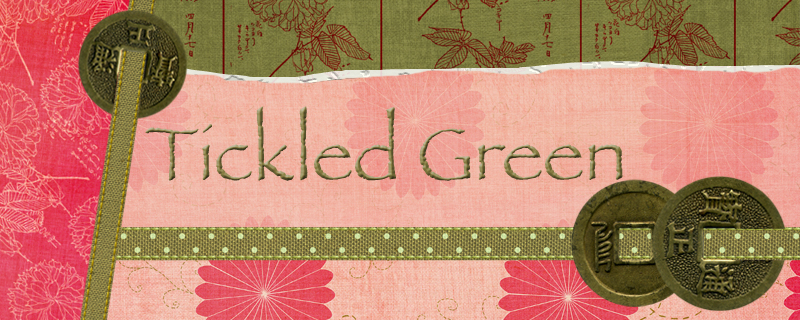 Tickled Green