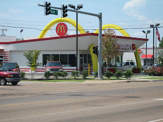 Griffin Rving Golden Arches Old School