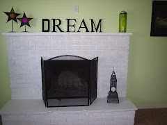My fireplace!