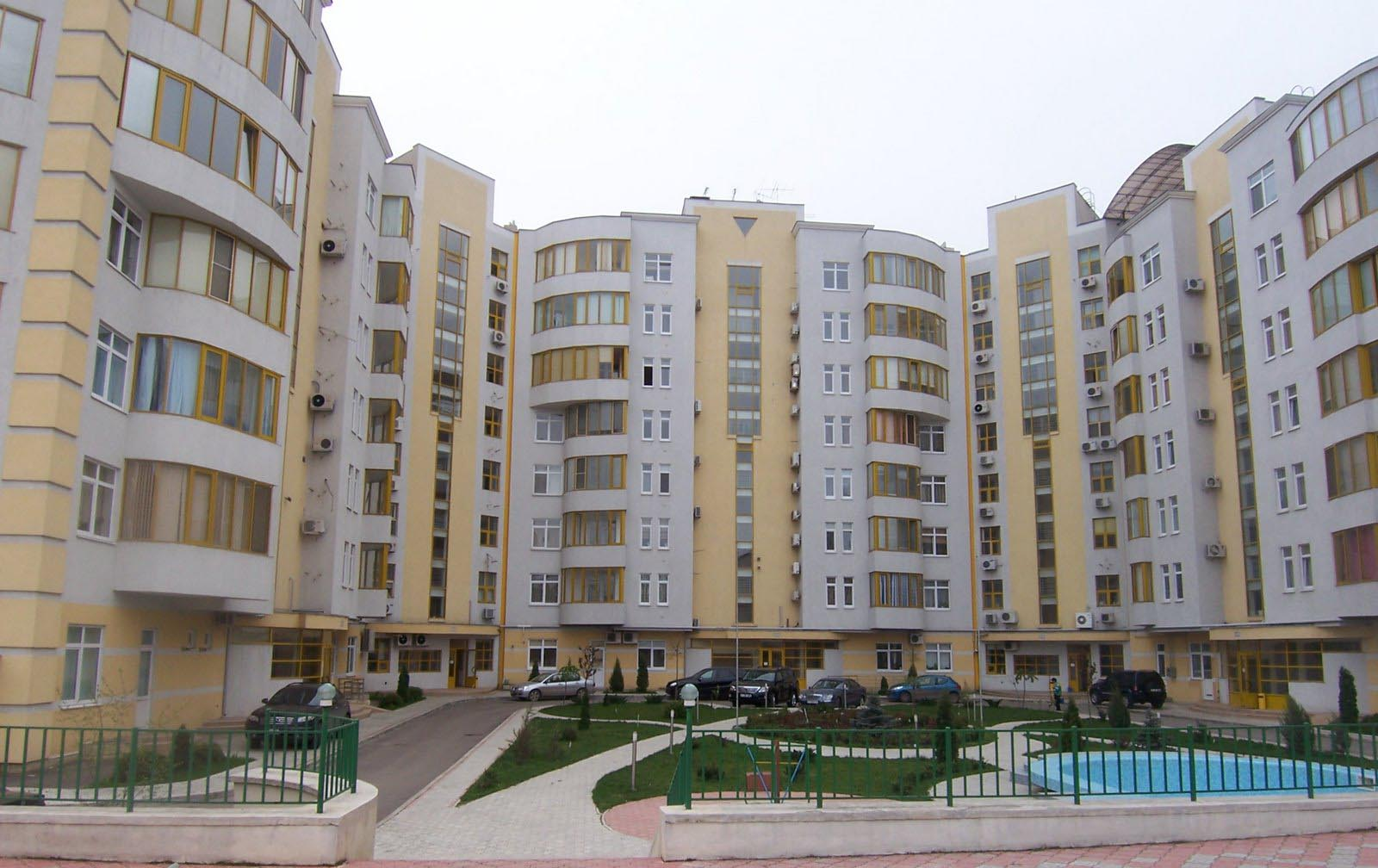 Retire In Moldova: Where to live - Apartments