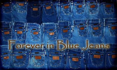 Blue Jeans on Forever In Blue Jeans  March 2008