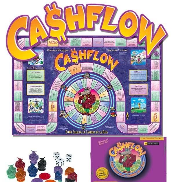 Todo en venta cash flow for Juego de mesa cash flow