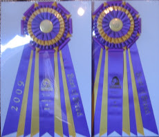 Rosettes From The St. Louis Specialties