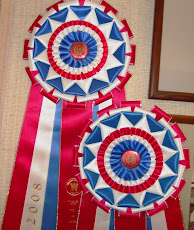 Best In Show Rosettes