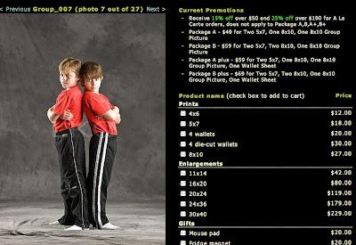 2008CarterPortrait ShoppingCart Carters Gymnastic Portrait is available!