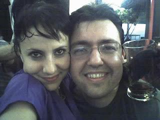 Maria Daniela sonido lasser con Ruben