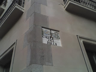 Calle del Buen Rollo