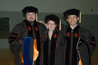 Drs. George Day, Michelle Richter and Nhatthien Nguyen