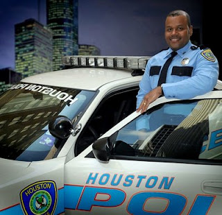Abrian B. Nelson, Houston Police Department Recruiting Unit