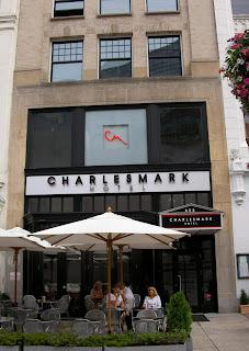 newbury street restaurants