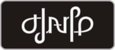 Ambigrama de <br />HARP0 por Alberto Portacio