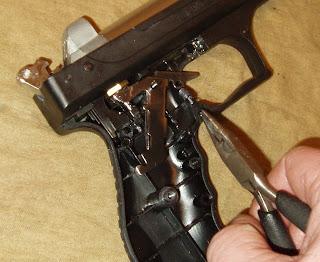 Another Airgun Blog: Derrick's on a Beeman P17 Overhaul, Part 1