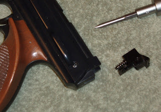 another airgun blog daisy 717 repair part 1