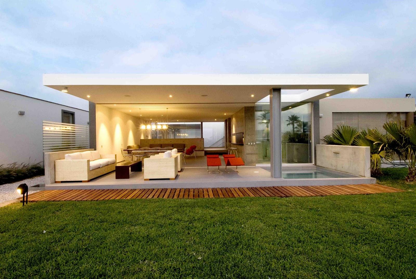 Habitar casa en la isla - Construccion de casas modernas ...