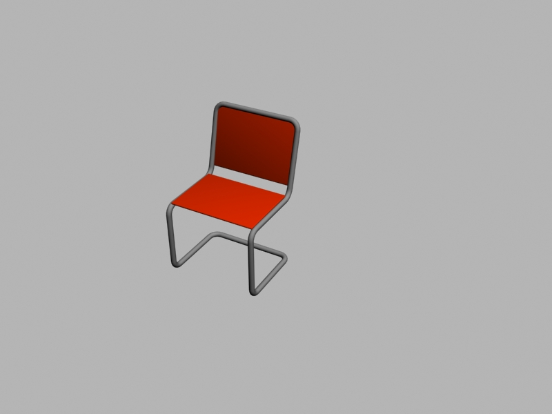 Berts Blog For Game Creation: 3D Chair Tutorial Week 2