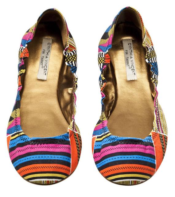 Cynthia Vincent Shoe Size Chart