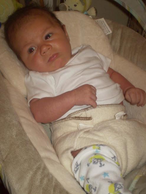 Liam 8 weeks