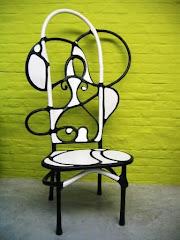 hommage aan Niki de Saint Phalle en Jean Dubuffet
