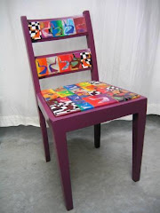 pop-art chair