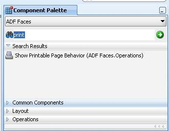 Zeeshan Baig's Blog: Show ADF Table as Printable Page in Oracle ADF