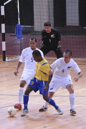 OFC FUTSAL COMPETITION -JUNE 2008, SUVA, FIJI