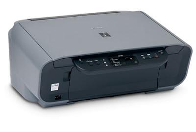 logiciel installation imprimante canon mp160