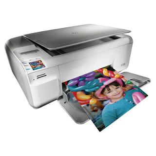 Imprimante multifonction HP Photosmart C4480