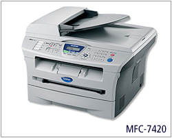Multifonction Brother MFC-7420 series