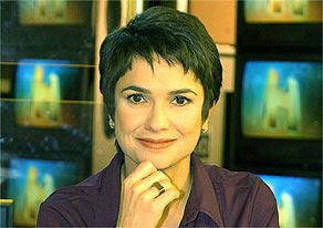Jornalista Sandra Annemberg