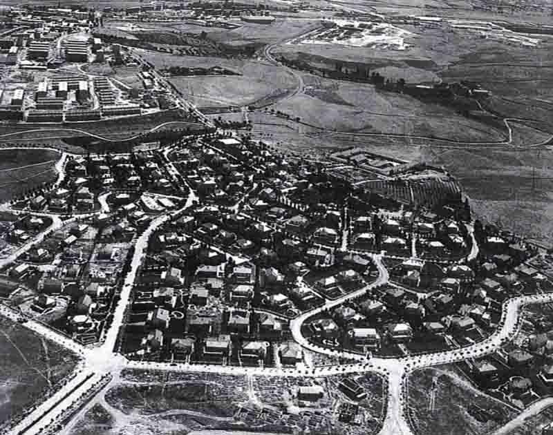 Historias matritenses pe agrande lacoma el barrio - Casas en mirasierra madrid ...